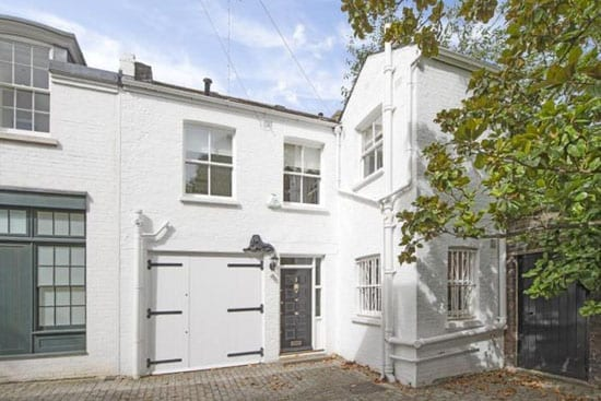 1 Cheyne Mews, Chelsea, London, SW3 5RH