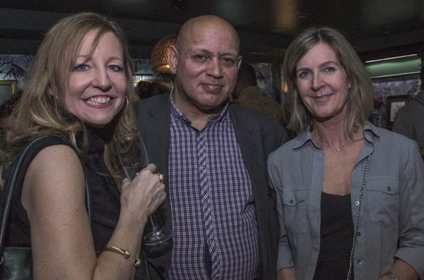 Raising the Roof to Romulo – Romulo Café, 343 Kensington High Street, London, W8 6NW. Telephone: +44 (0) 20 3141 6390 – Party hosted by Matthew Steeples and Rowena Romulo, 23rd November 2016 – The Philippine Ambassador to the United Kingdom H.E. Evan P. Garcia and the country's Commercial Attaché and Director A. M. Kristine Umali put in an appearance and other distinguished guests included Anthony Abrahams, Leke Adebayo, Mark Agate, Stephen Annett, Lucas Bitencourt, Brian Blick, Basia and Richard Briggs, Julian Byzantine, Mark Captain, Michael Clark, Jacina Coyne, Millie Dean, Heimir Helgason, David Hencke, Saint Hill, Iqbal Latif, Mr and Mrs Alan Millinder, Alexandra Naylor, Angelique Neumann, Oliver Newton, Simon Ogilvie-Harris, Su-Lin Ong, Alexis Parr, Tarik Remila, Claire Rubinstein, Alyssa Sherman, Alexandra and Mark Sykes, Roger Townsend and Lady Jane Duncombe Townsend, John Wellington, Mr and Mrs Bill Wiggins and Paul Wooley.