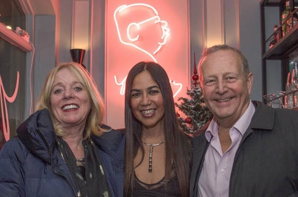 Raising the Roof to Romulo – Romulo Café, 343 Kensington High Street, London, W8 6NW. Telephone: +44 (0) 20 3141 6390 – Party hosted by Matthew Steeples and Rowena Romulo, 23rd November 2016 – The Philippine Ambassador to the United Kingdom H.E. Evan P. Garcia and the country's Commercial Attaché and Director A. M. Kristine Umali put in an appearance and other distinguished guests included Anthony Abrahams, Leke Adebayo, Stephen Annett, Lucas Bitencourt, Brian Blick, Basia and Richard Briggs, Julian Byzantine, Mark Captain, Michael Clark, Jacina Coyne, Millie Dean, Heimir Helgason, David Hencke, Saint Hill, Iqbal Latif, Mr and Mrs Alan Millinder, Alexandra Naylor, Angelique Neumann, Oliver Newton, Simon Ogilvie-Harris, Su-Lin Ong, Alexis Parr, Tarik Remila, Claire Rubinstein, Alyssa Sherman, Alexandra and Mark Sykes, Roger Townsend and Lady Jane Duncombe Townsend, John Wellington, Mr and Mrs Bill Wiggins and Paul Wooley.