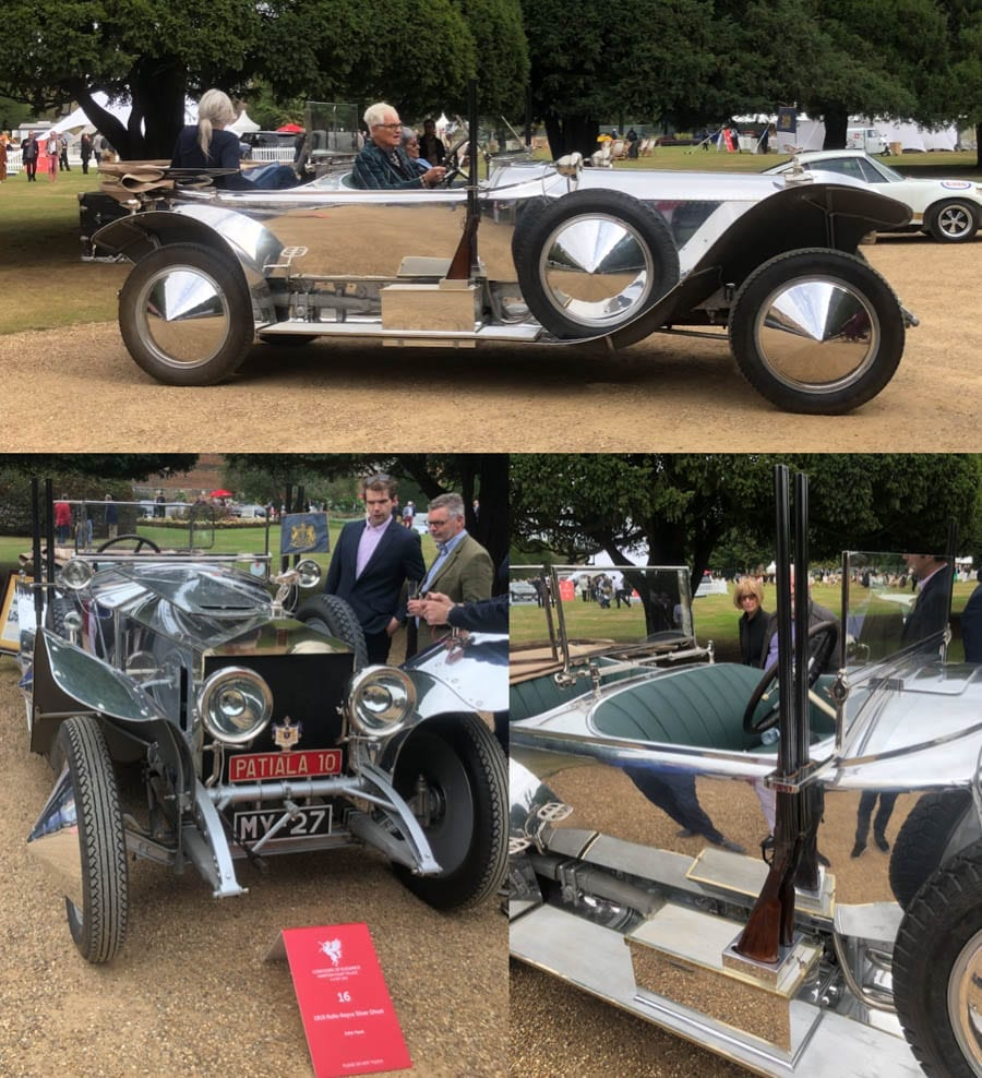 Motoring Elegance – Matthew Steeples selects highlights from the 2019 Concours of Elegance at Hampton Court Palace.