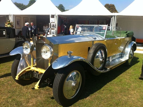 1929 Rolls-Royce Phantom 1 Tourer