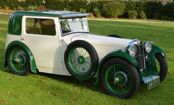 £70,000 will buy you this stunning 1932 MG F-type Magna Salonette