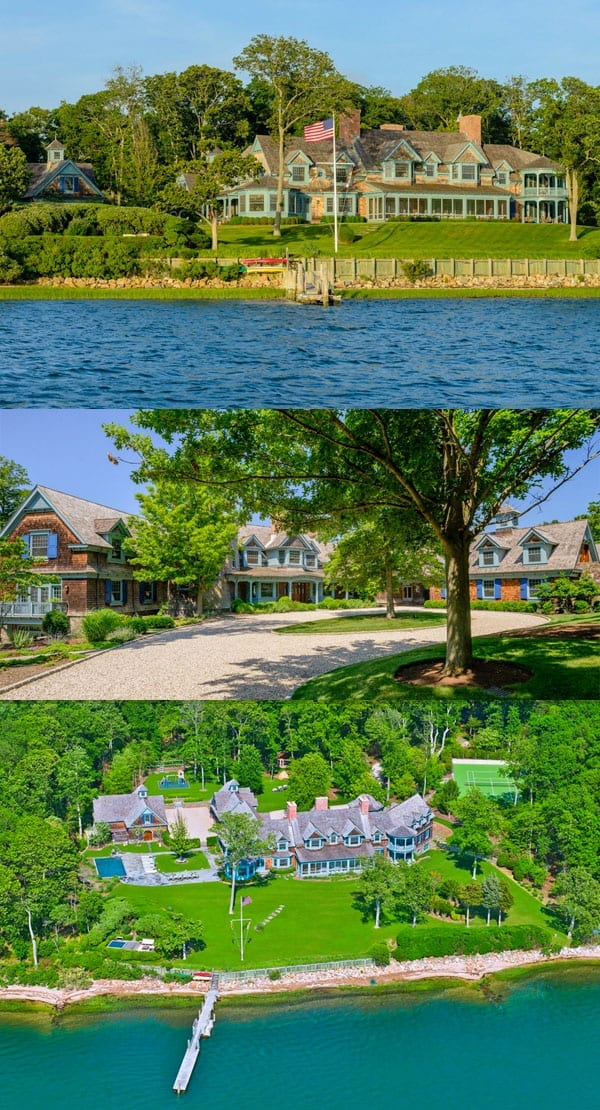Having it all – 9 and 15 Little Ram Island Drive, Shelter Island, New York, NY 11964, United States of America
