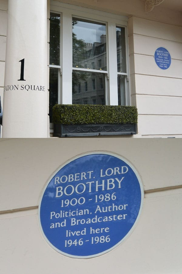 A plaque to a paedo – Remove Blue Plaque to Lord Boothby from 1 Eaton Square, Belgravia, London, SW1 – Elijah Wood speaks out on Hollywood abusers