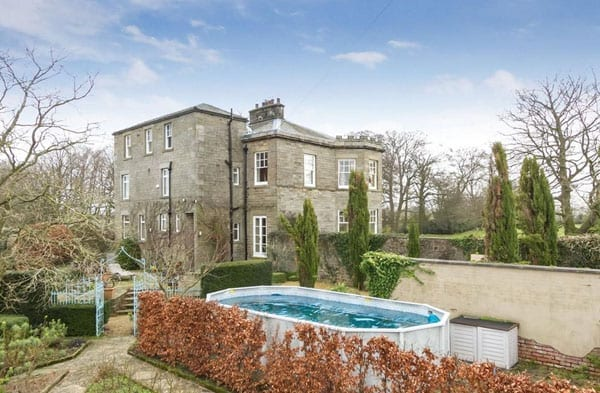 A merchant's lodge – Forton Lodge, Ratcliffe Wharf Lane, Forton, Lancashire, PR3 0AJ – £1.25 million