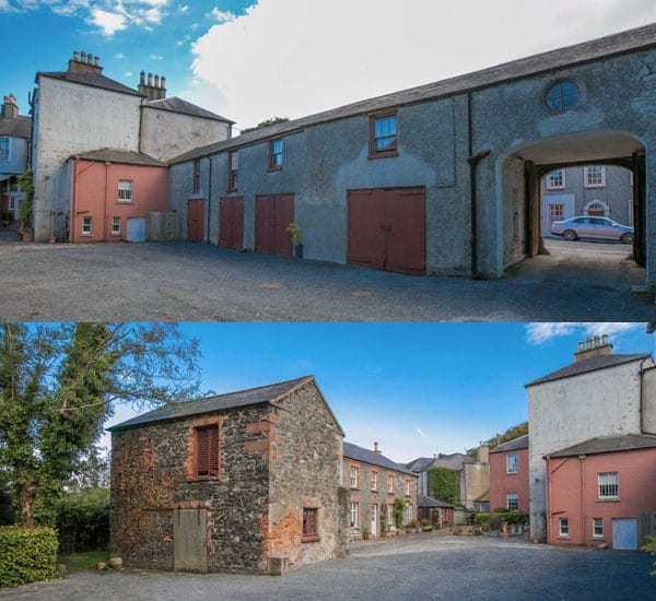 One family from new – The Manor House, 38 High Street, Donaghadee, County Down, Northern Ireland, BT21 0AQ – For sale for the first time since 1620 through Rodgers & Browne – £925,000 ($1.3 million or €1.2 million)