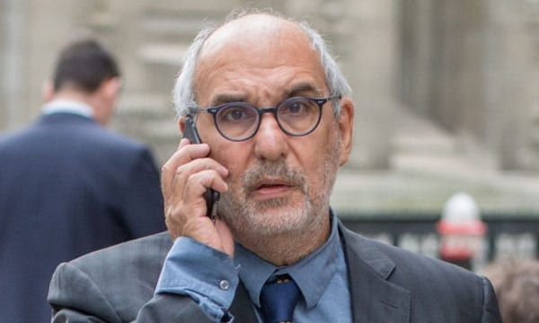 Wally of the Week: Alan Yentob