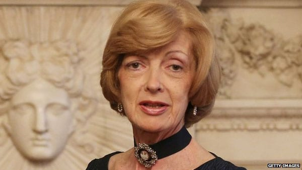 Alderman Fiona Woolf CBE needs to either take her role seriously or chuck in the towel