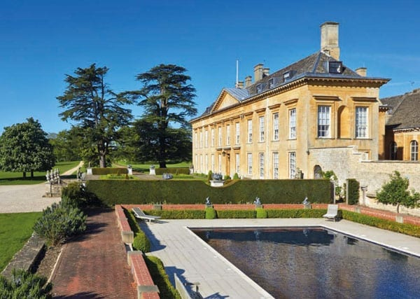 A catch at Cornbury – Cornbury Park – Cornbury House – Charlbury, Chipping Norton, Oxfordshire, OX7 3EH, United Kingdom – Ten year lease for sale for £3.4 million ($5.2 million or €4.6 million) – Agents: Savills and Bidwells – Grade I listed stately home – Lord and Lady Rotherwick