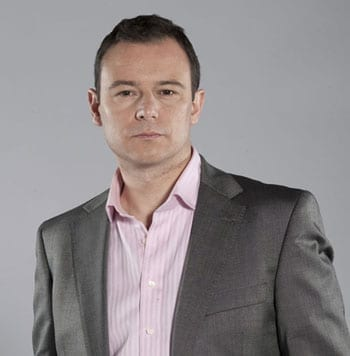 Former Coronation Street actor Andrew Lancel