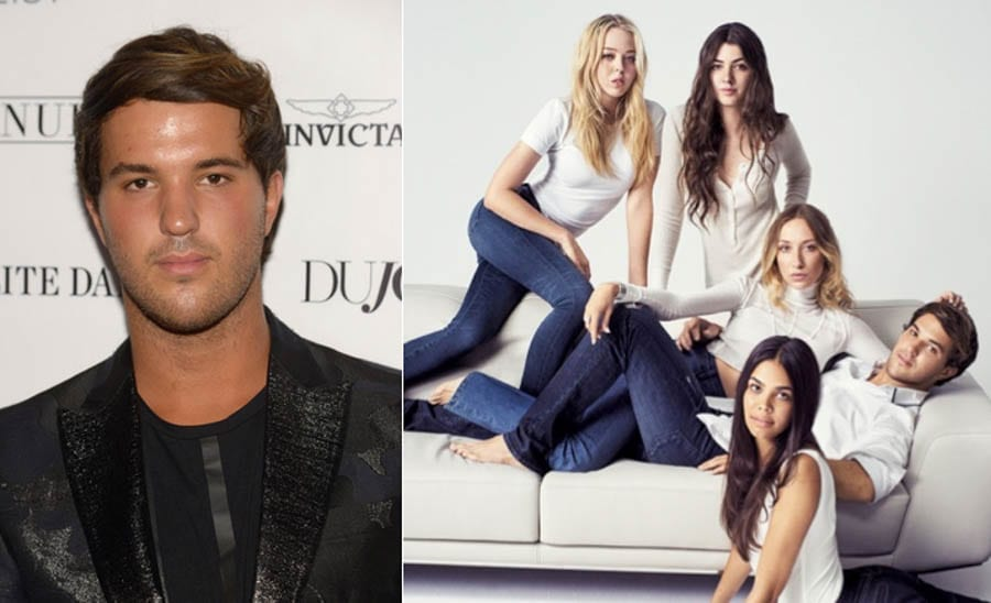 Socialite and fashion designer Andrew Warren – Known primarily as the best friend of Donald Trump's daughter, Tiffany, and for his Just Drew brand.