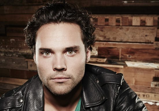 Reality television participant turned musician Andy Jordan