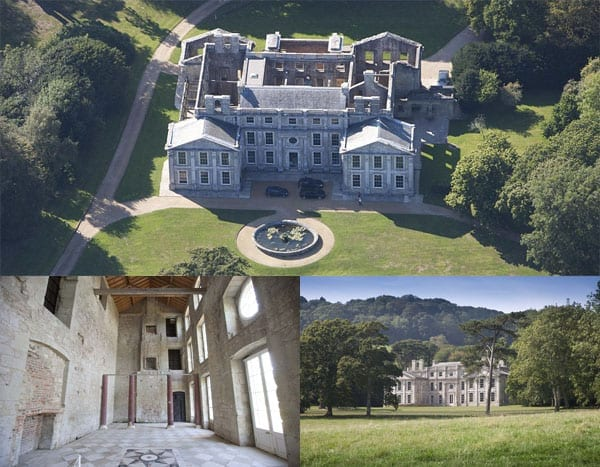Five of the Best: Rambling ruins  - British mansions that require new owners with bottomless pockets - Appuldurcombe Estate