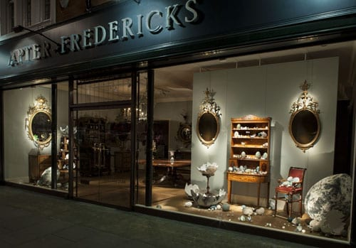 Apter Fredericks are known for their innovative window displays