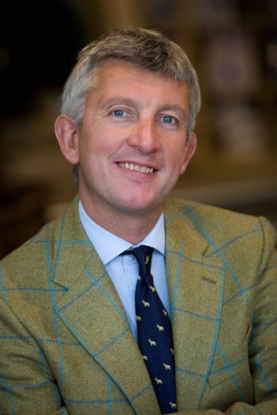 Archie Hume of A Hume Country Clothing