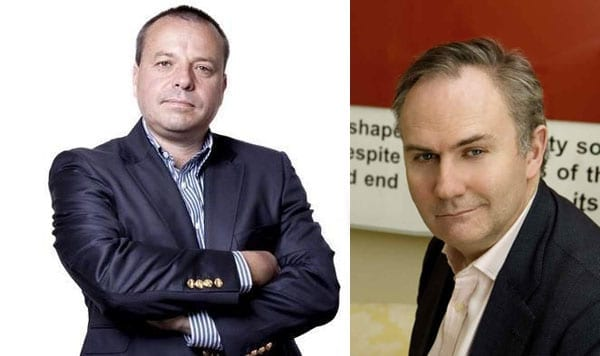 Arron Banks and William Cash are not exactly household names