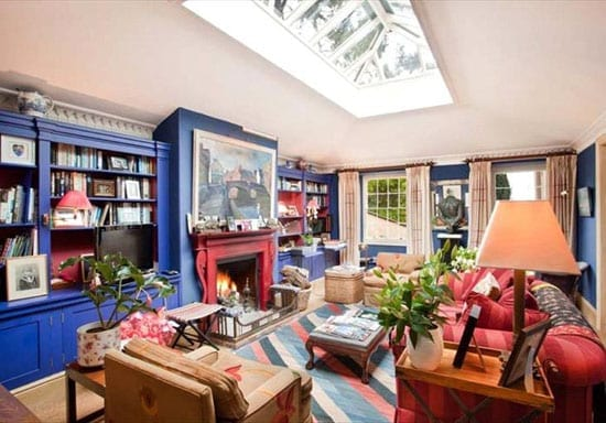 As is this sitting room
