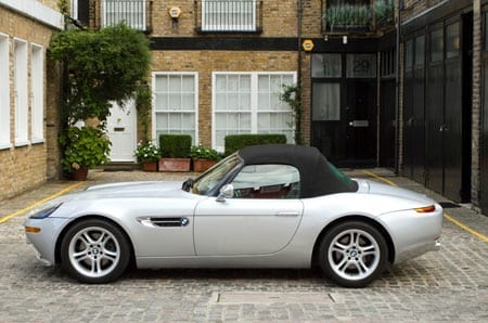 BMW Z8 roof up 450