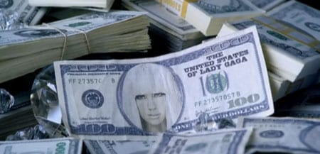 Bank of Gaga 450