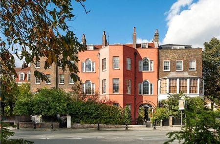 Belle Vue House, 92 Cheyne Walk, Chelsea, London, SW10 0DQ