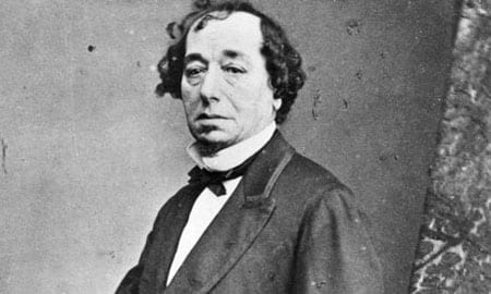 The Right Honourable The Earl of Beaconsfield KG PC FRS, Benjamin Disraeli (1804 – 1881) lived in Belle Vue House during his second term in office