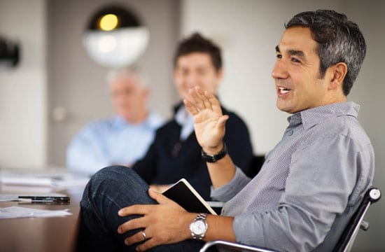 Bijan Sabet of Spark Capital invested in Twitter in 2008