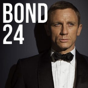 "Daniel Craig will return to our screens in ""Bond 24"""