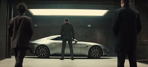 Video of the Week: Spectre trailer – James Bond – UK release 26th October 2015; USA and Australia release 6th November 2015