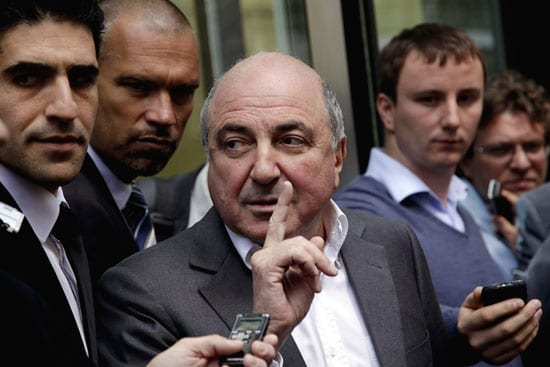 Boris Berezovsky's death by hanging remains a very much unsolved matter
