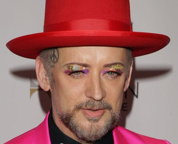Boy and the Beeb - Boy George