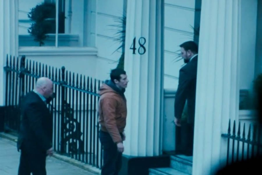 Bumper Bashing in Belgravia – Car calamity in SW1 – This week Belgravia morphed into the scene of some rather dramatic motoring escapades reports Matthew Steeples (and this time it's nothing to do with the BBC's 'The Capture').