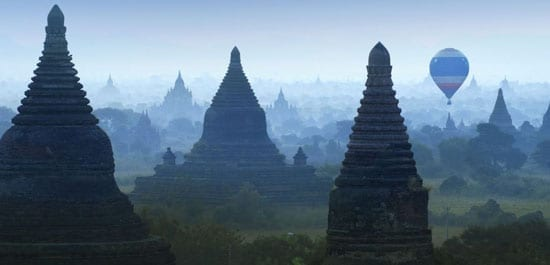 Burma is a truly magicial land