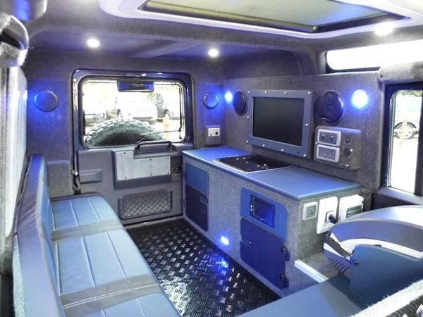 Take me to the TARDIS – 2014 Land Rover Defender 110 2.2-litre diesel ADVENTURER – James French – £47,750