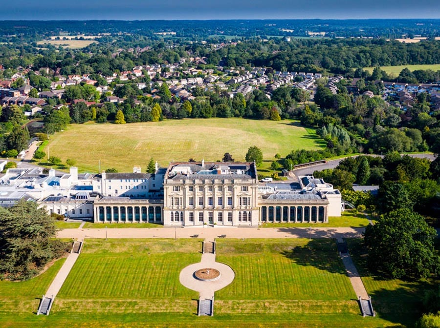 Cavernous Caversham Park – £20 million for stately home Caversham Park, Peppard Road, Caversham, Reading, Berkshire, RG4 8TZ, United Kingdom through Lambert Smith Hampton – Grade II listed stately home in 93 acres of parkland in Reading, Berkshire for sale for just £174 per square foot.