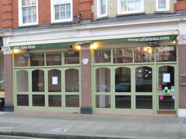Closed for business – Cadogan, Grosvenor and South Kensington Estates – Empty shops in SW1, SW3, W1