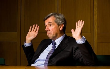 Former minister Chris Huhne should have held his hands up ten years earlier