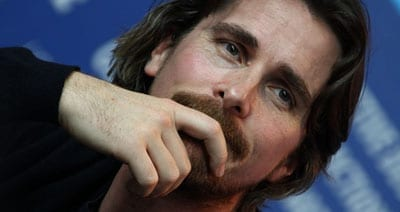 "Christian Bale will play Moses in Ridley Scott's ""Exodus"""