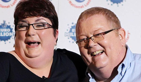 Christine and Colin Weir wasted £4 million of their £161 million fortune backing Alex Salmond