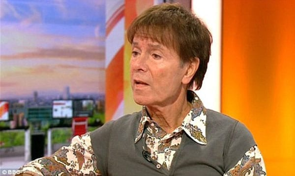Sir Cliff Richard OBE