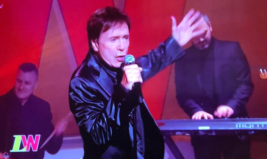 Creepy Cliff – Cliff Richard given another Loose Women platform; yuck – Christian crooner Cliff Richard yet again gets given a platform to spin a yarn (or fifteen) on 'Loose Women' – how utterly gross.