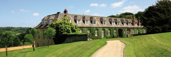 Compton Bassett House, Compton Bassett, Calne, Wiltshire, SN11 8RE