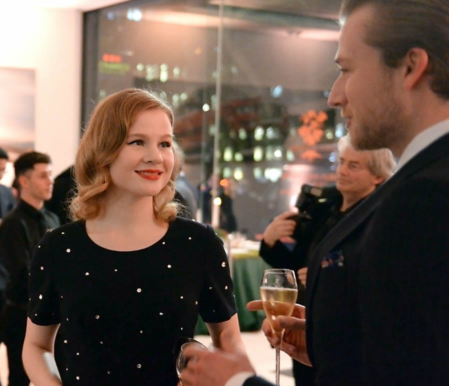 The Art of The Tablescape – London launch of Tables d'Exception – Tables d'Exception by Hubert de Vinols launched at Rolls-Royce in Mayfair by Alexandra Foley, 29th November 2018 – Guests included Heather Bird Tchenguiz, Liz Brewer, Basia Briggs, Dr Mark Collins, Navjot Dhanoa, Constantin Gordon, William Hanson, Christopher Hargreaves, Christian Huhnt, David Jenkins, Richard Martyn-Hemphill, Lord Oxmantown Marie-Athena Papathanasiou, Alexis Parr, Melleney Samsudin and Matthew Steeples.