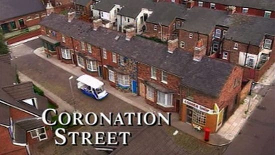 "For a small street, the soap ""Coronation Street"" now has more of its actors on sexually related abuse charges than any other street in England"
