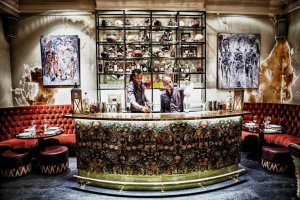 An invitation to an art and jewellery lunch at private members' club and restaurant Coya in Mayfair