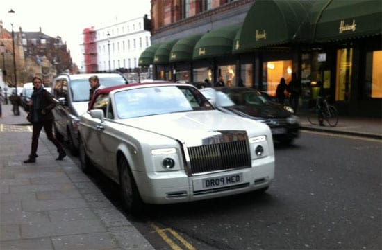 Yes, we know it's a drophead.