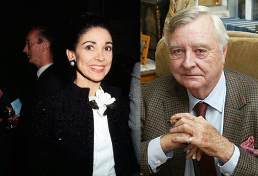 Dame Margot Fonteyn de Arias DBE (1919 – 1991) and Mark Birley (1930 –2007)