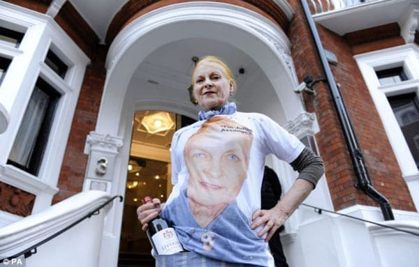 The appeal of Assange
