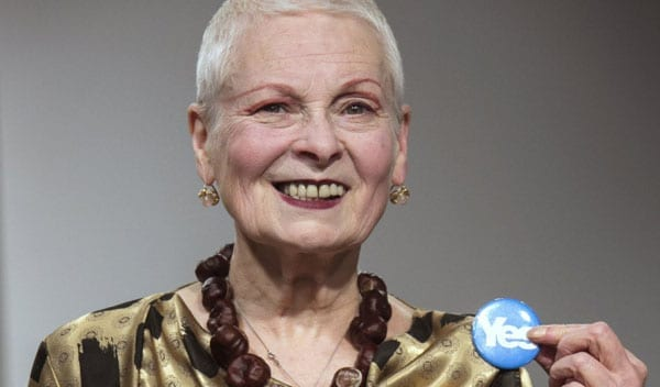 Dame Vivienne Westwood's intervention thankfully did not pay off