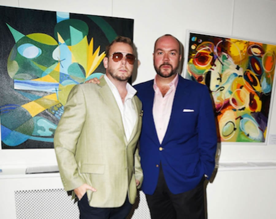 Making An Impact – 19th June 2017 – A party to close Enzina Fuschini's 'Impact' exhibition at 508 Kings Road Gallery in Chelsea, SW10. Hosted by Matthew Steeples.