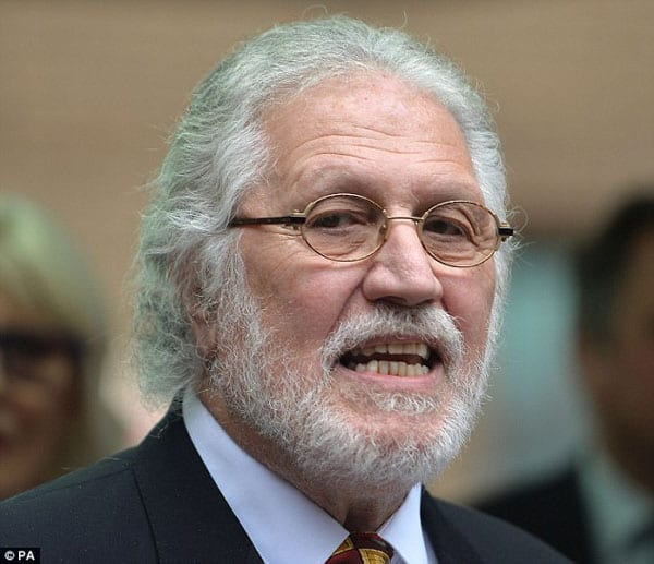 Dave Lee Travis arrogantly made out that he had been vindicated after his sentencing. In fact, he showed himself to be nothing other than delusional and arrogant.